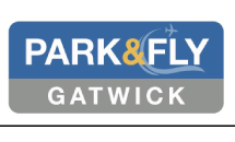 Park and Fly Gatwick - Park and Ride
