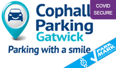 Cophall Parking Gatwick - Park n Ride