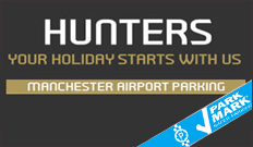 HUNTERS AIRPORT PARKING - PARK AND RIDE